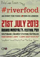 #riverfood