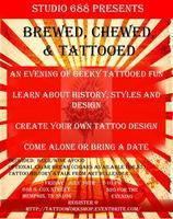 Brewed, Chewed, & Tattooed