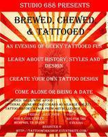 Brewed, Chewed, & Tattooed