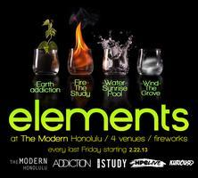 Elements At The Modern Honolulu
