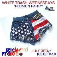 Wednesday WTW Reunion Party @ Julep Bar
