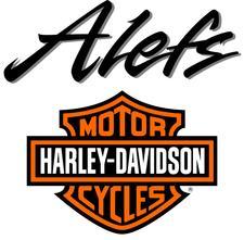 Alefs Harley-Davidson logo