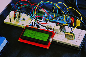 Hacking the Home: Creative Electronics