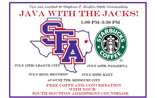 Java with the Jacks (Stephen F. Austin State...