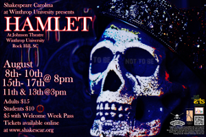 Shakespeare Carolina Presents Hamlet