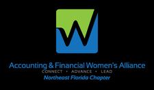 AFWA JAX (Accounting & Financial Women's Alliance) logo