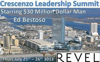 Crescenzo Leadership Summit At The Revel