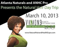 Atlanta Naturals Road Trip to the Natural Hair and Health Ex...
