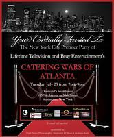 The New York City Premier Party of Lifetime Television...