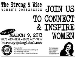 The Strong & Wise Women's Conference