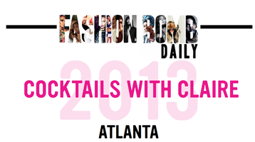 Cocktails with Claire: Atlanta