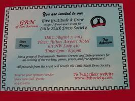 Give Gratitude & Grow Mixer/Fundraiser for Little...
