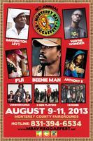 FRIDAY, AUGUST 9th:  REGGAE AFTER PARTY with CALI...