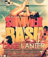SUMMER BASH @ LAKE LANIER