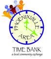 Phoenixville Area Time Bank logo