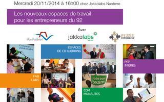 Jokkolabs, Puzzle co-working, Rueil 92, de nouveaux...