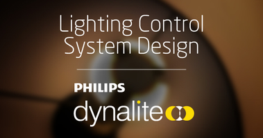 Lighting Control System Design w/ Philips Dynalite -...