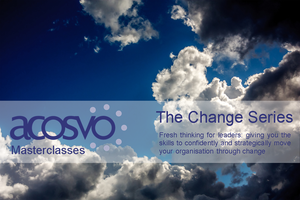 Masterclass: The Change Series 'Leading Change'