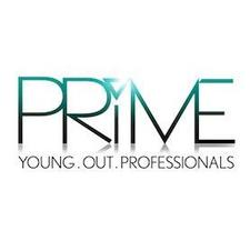 Prime: Young. Out. Professionals. logo