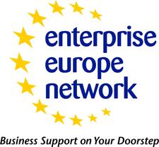 EEN North West & Innovate UK logo