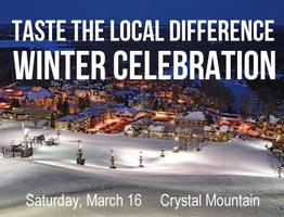 Taste the Local Difference Winter Celebration