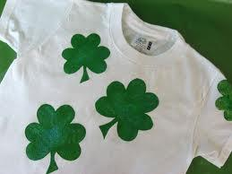 Create a St. Patrick's Day Themed T-shirt