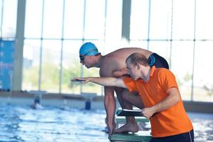 Intermediate Swimming