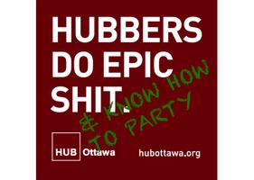 HUB Holiday Bash