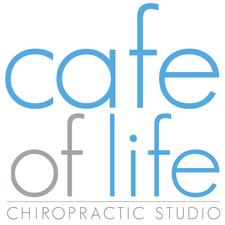 Cafe of Life Chiropractic Studio logo
