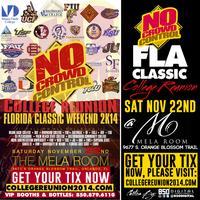 Florida Classic | NOCROWDCONTROL College Reunion | SAT...