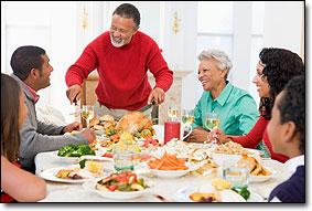 THRIVE on a Healing Diet During the Holidays