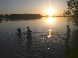 Open Water Swimming 2015