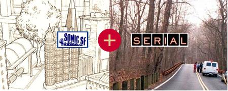 Solving Serial! A Happy Hour Salon