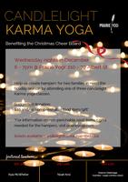 Candlelight Karma Yoga Benefitting the Christmas Cheer ...
