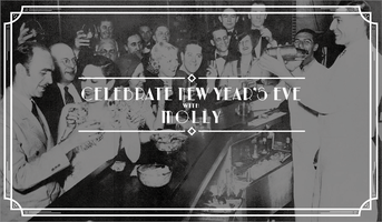 Celebrate New Year's Eve with Molly