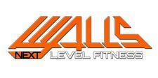 Walls Next Level Fitness logo