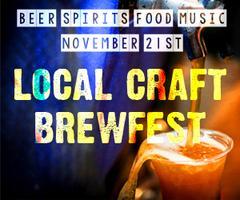 SBN's 5th Annual Local Craft Brewfest Tasting on...