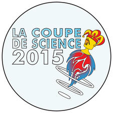 La Coupe de Science 2016 logo