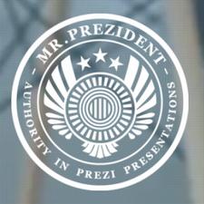 PreziTraining.nl - Official Prezi Expert logo