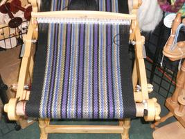Beginner Weaving on a Ridge Heddle Loom