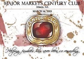 2013 Century Club Dinner