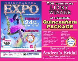 Quinceaneras Expo 2013 by Quinceaneras Magazine