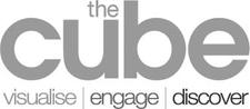 QUT The Cube logo