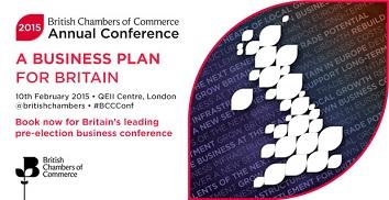 British Chambers of Commerce Annual Conference 2015