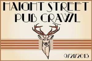 The 3rd Annual Haight Street Pub Crawl