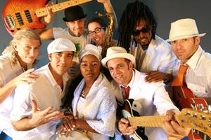 SambaDá + LoCura - 40th Anniversary Celebration