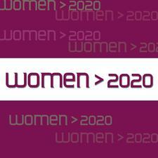 Women2020.org logo