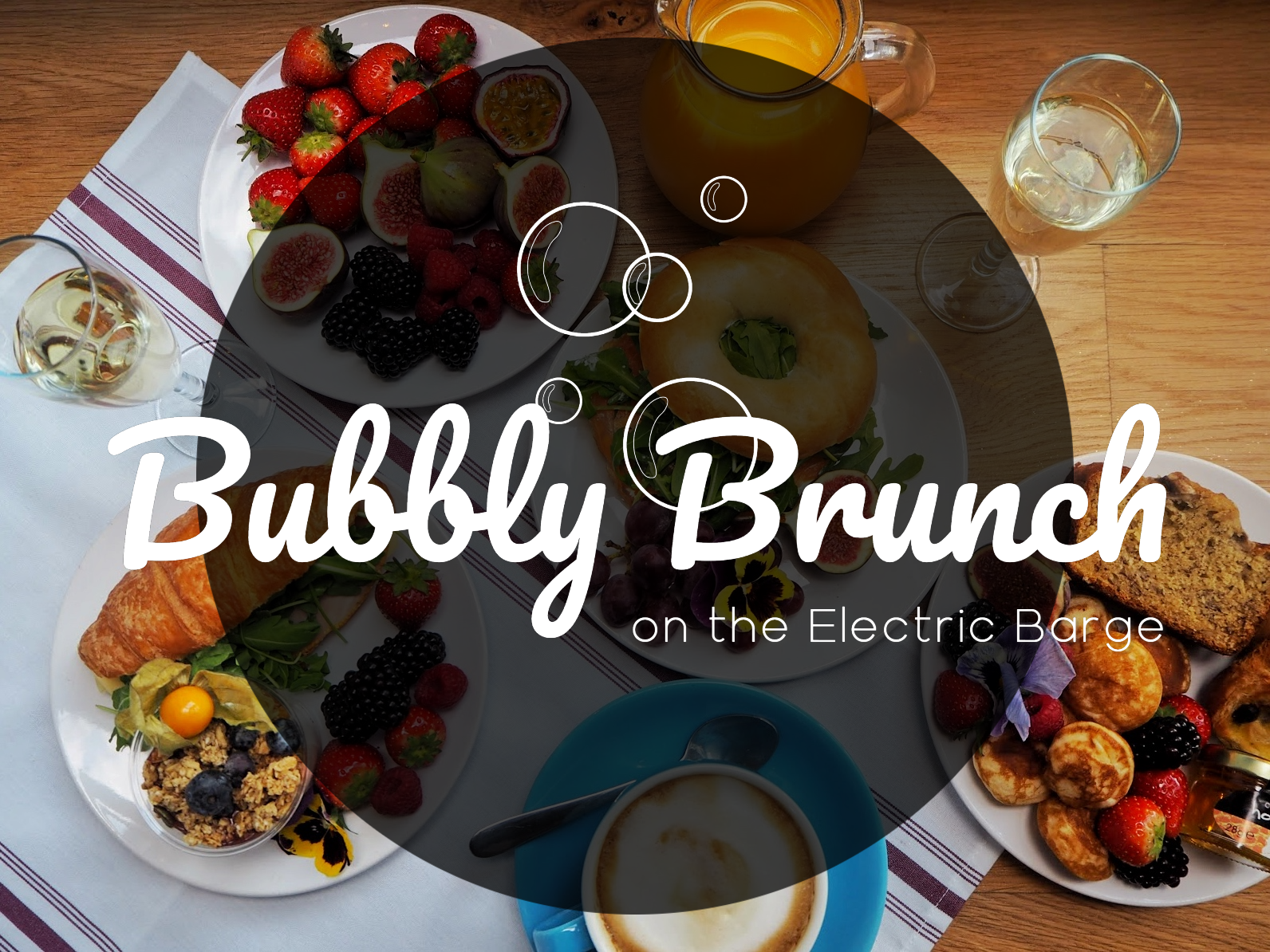 Floating Picnic Bottomless Brunch Cruise!