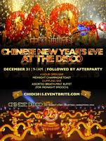 Chinese Disco New Year's Eve
