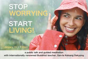 Public Talk with Gen-La Kelsang Dekyong